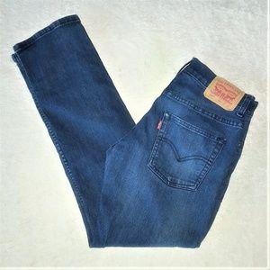 511 Boys' Levi's Slim Fit Jeans 27X27 (14 Reg)